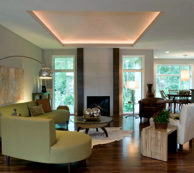 33 ideas for beautiful ceiling and led lighting Beautiful lighting ideas